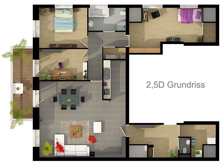 haus grundriss erstellen grundriss haus planen kern haus familienhaus signum grundriss haus. Black Bedroom Furniture Sets. Home Design Ideas